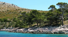 split airport transfers lastovo