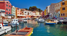 split airport transfers losinj