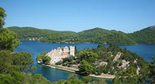 split airport transfers mljet