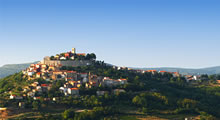 split airport transfers motovun