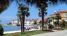 split airport transfers porec