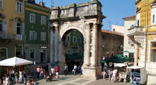 split airport transfers pula