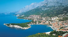 split airport transfers makarska