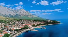 split airport transfers baska voda