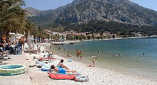 split airport transfers gradac