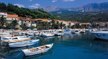 split airport transfers podgora