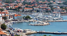 split airport transfers vodice