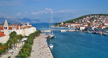 split airport transfers trogir
